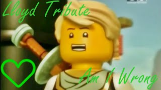 LEGO Ninjago | Lloyd Tribute | Am I Wrong ♪