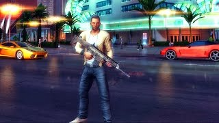 getlinkyoutube.com-Gangstar Vegas - MILITARY BASE CHASE, STRIP CLUB FIGHT & CASINO FAILS!