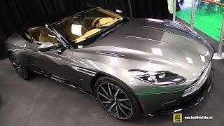 getlinkyoutube.com-2017 Aston Martin DB11 Launch Edition - Exterior and Interior Walkaround - 2017 Montreal Auto Show