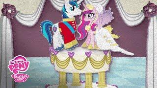 getlinkyoutube.com-MLP: Friendship is Magic - 'The Royal Wedding' Ep. 1 Baby Flurry Heart's Heartfelt Scrapbook