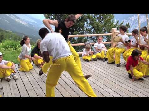 Capoeir'Alpes Camps