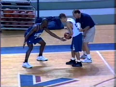 Basketball Offense Coaching Tips for Stopping Penetration