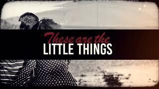 Stevie Hoang - Little Things (Lyric Video)