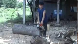 getlinkyoutube.com-แกะสลักไม้ บ้านหลุกใต้ ลำปาง