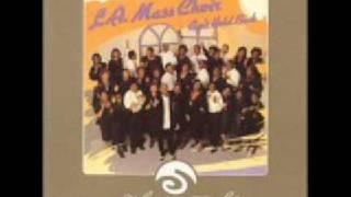 getlinkyoutube.com-LA Mass Choir - Thats When You Bless Me