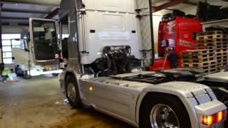 getlinkyoutube.com-der neue Scania V8 für Bretagne Express