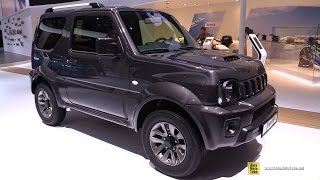 getlinkyoutube.com-2016 Suzuki Jimny Ranger - Exterior and Interior Walkaround - 2015 Frankfurt Motor Show