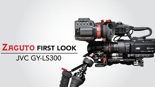getlinkyoutube.com-First Look at JVC's GY-LS300
