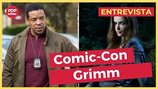 SDCC 2016: Elizabeth Tulloch e Russell Hornsby de Grimm