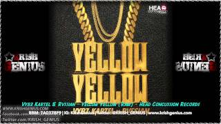 Vybz Kartel - Yellow Yellow (ft. Rvssian)