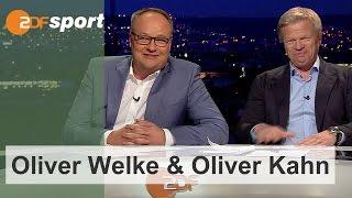 Heitere Momente bei der ZDF-Moderation zur EM 2016