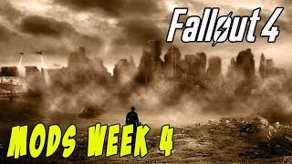 getlinkyoutube.com-FALLOUT 4 MODS - WEEK #4: Sweaty Bodies, Lightsabers, Capes, 8K Water & More!