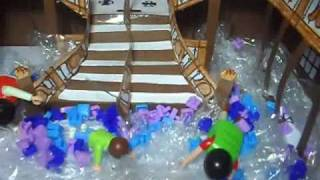 getlinkyoutube.com-Titanic Playmobil - Parte 10