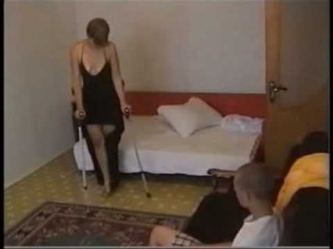 Videos Related To 'female Lak Amputee In Black Dress'