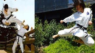Jump Kick Karate