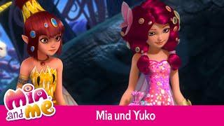 getlinkyoutube.com-Mia und Yuko, zwei echte Freundinnen - Mia and me