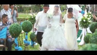 getlinkyoutube.com-Our Wedding Day - Canadian And Filipina Married In The Philippines