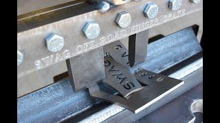 getlinkyoutube.com-SWAG Off Road Press Brake Finger Brake Kit Demo Video