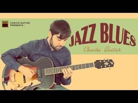 Como Convertir Blues en Jazz con una Guitarra - Acordes y Solos