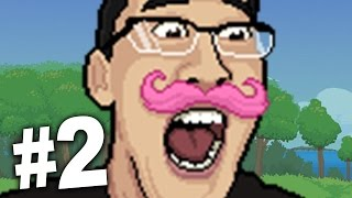 getlinkyoutube.com-HERE TO SAVE THE DAY! // (Legend Of The Brofist - Part 02)