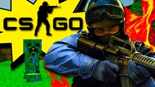 getlinkyoutube.com-CS:GO - Minecraft in CSGO?  (Funny Moments and Mini Games!)