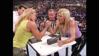 getlinkyoutube.com-SmackDown 7/19/01 - Part 6 of 8, Trish Stratus vs Torrie Wilson
