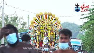 மாவிட்டபுரம் ஸ்ரீ கந்தசுவாமி கோவில் தீர்த்தத்திருவிழா 08.08.2021