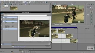 getlinkyoutube.com-Sony Vegas Pro - Detener el Tiempo + Clonación