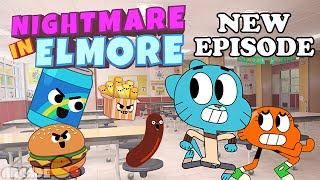 getlinkyoutube.com-The Amazing World of Gumball - Nightmare In Elmore Full Gameplay