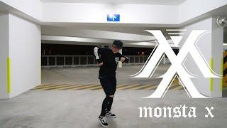 MONSTA X Stuck(네게만 집착해) Dance Cover [Charissahoo]