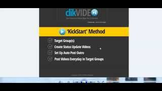 ClikVideo KickStart Method