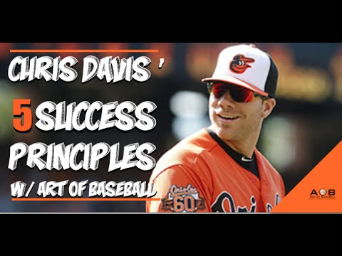 Chris Davis Baseball Tips: 5 Baseball Success Principles.