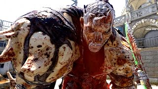 getlinkyoutube.com-Dying Light Gold Weapon VS Hardest Zombies & Duplication Glitch