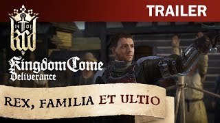 Kingdom Come: Deliverance - Sztori Trailer