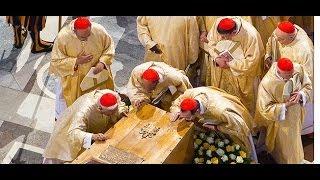 getlinkyoutube.com-Secret Vatican Memo Leaked Why Pope Benedict XVI Resigns! Breaking Pope John Paul II News.!