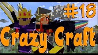 getlinkyoutube.com-MINECRAFT:CRAZY CRAFT瘋狂世界生存#18 究極附魔台