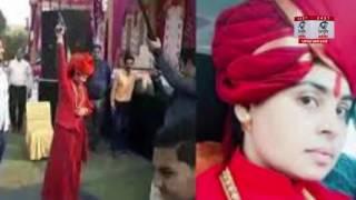 शादी समारोह में पहुंची साध्वी देवा ठाकुर ने डीजे पर डांस करते समय की फायरिंग, एक की मौत