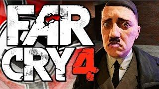 getlinkyoutube.com-Far Cry 4 - WORLD WAR 2 (Far Cry 4 Map Editor Funny Moments)