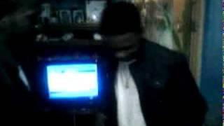 Saydric London vs Benny Banks (clash de danse)!