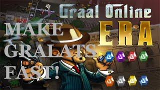 getlinkyoutube.com-Graal Online Era Make Gralats Fast!