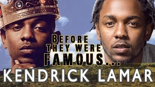 getlinkyoutube.com-Kendrick Lamar - Before They Were Famous