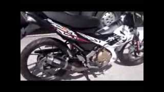 getlinkyoutube.com-LeoVince GP Corsa for SUZUKI RAIDER 150 2004/2011 (Not Available for European Market)