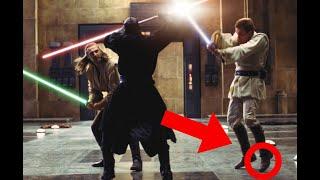 Sword-Fighting in Star Wars Ep. I