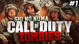 getlinkyoutube.com-CoD WaW ZOMBIES - Shi No Numa #1 with Vikkstar