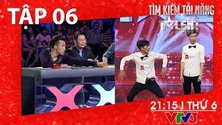 getlinkyoutube.com-[FULL HD] Vietnam's Got Talent 2016 - TẬP 6 (05/02/2016)