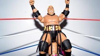 Rikishi Elite 27 WWE Mattel Unboxing & Review!!