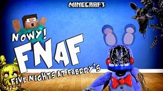 getlinkyoutube.com-NOWY FIVE NIGHTS AT FREDDY'S W MINECRAFT!? - Fnaf Mod!