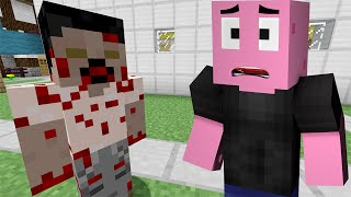 getlinkyoutube.com-Minecraft : Walking Dead Episode 1 - EVERYONE IS SICK (Minecraft Walking Dead Roleplay)