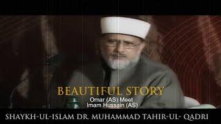 getlinkyoutube.com-Beautiful Story - Omar ('Alayhi Salam) Meet Imam Hussain ('Alayhi Salam)
