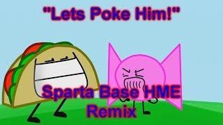getlinkyoutube.com-(I.I) Bow: Lets Poke Him! [Has a Sparta Base HME Remix]